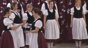 Sváb bál a Schiller Gimnáziumban