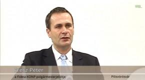 Polgármesterjelölti interjúk – Pilisvörösvár