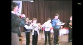 Karácsonyi műsor 1991