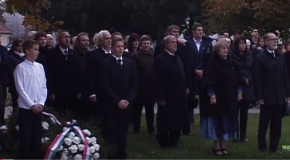 Október 23-ai megemlékezés és emlékműsor Pilisvörösváron