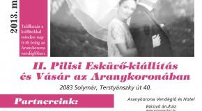 Pilisi Esküvő-kiállítás