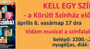 ELMARAD a Körúti Színház előadása!