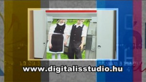 Digitális stúdió