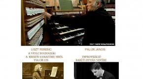 Megemlékezés Baróti István orgonaművészről