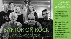 Bartók on Rock