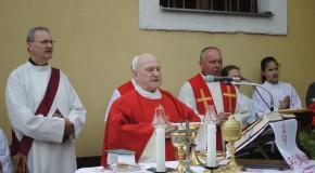 Az Erdei Kápolna búcsúja
