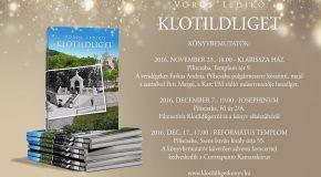 Klotildliget – könyvbemutató Piliscsabán