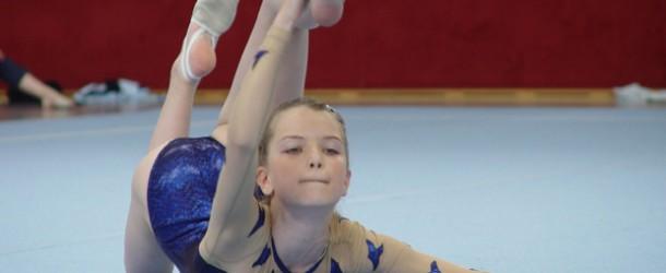 Ritmikus Sportgimnasztika – Pilis Kupa vasárnap