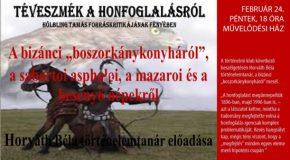 Folytatódik a Történelmi klub Solymáron