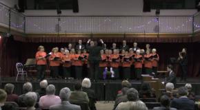 Adventi hangverseny Szentivánon