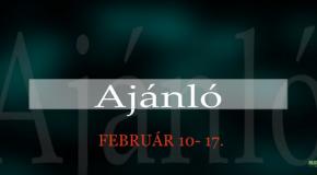 Műsoraink február 10-17.
