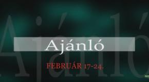 Műsoraink február 17-24.