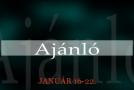 Műsoraink január 16-22.