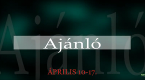 Műsoraink április 10-17.