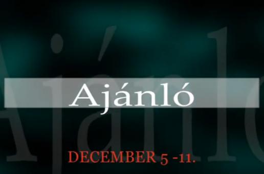 Műsoraink december 5-11.