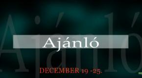 Műsoraink december 18-25.