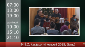 Műsoraink dec. 17-23.