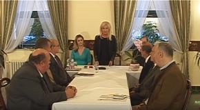 Alakuló ülés Pilisszentivánon