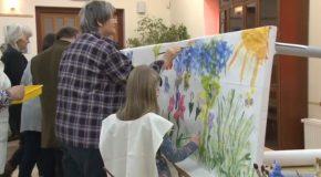 Amatőr festők kiállítása Piliscsabán