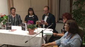 Klotz Mária – Apeva-cserepek könyvbemutató