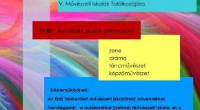 Művészeti Iskolák Találkozója