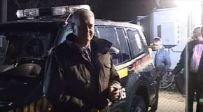 Új autó a polgárőröknek Piliscsabán