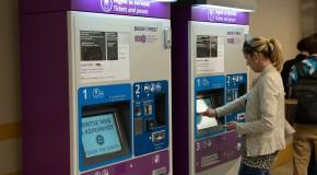Új buszjegyautomaták a Templom téren