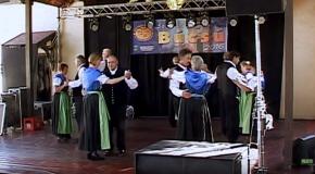 Solymári Búcsú 2016: Hagyományőrző tánccsoportok