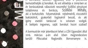 Bormustra Piliscsabán