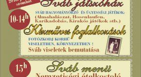 Nemzetiségi programok a Csaba-napokon