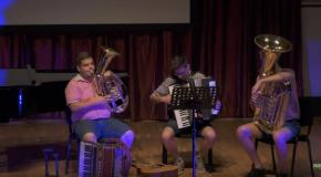A vörösvári zeneiskola tanévzárója