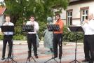 Közösségek hete Vörösváron – Óbudai Danubia Zenekar kürt kvartett