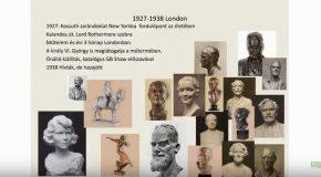 Emberek és szobrok
