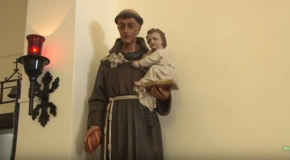 Erdei kápolna búcsúja Pilisvörösváron