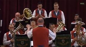 A Vörösvári fúvószenekar 25. jubileuma