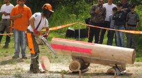 Fakitermelő verseny és családi nap Pilisszentivánon