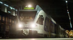 Hétfőtől Flirt villamos motorvonatok járnak az esztergomi vasútvonalon