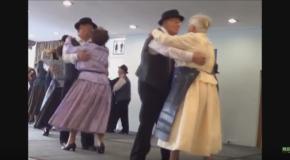 Vörösvári nyugdíjasok a Balatonfüredi Fesztiválon