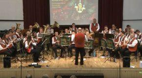 Karácsonyi fúvóskoncert Vörösváron
