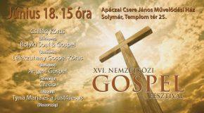 Nemzetközi Gospel Fesztivál