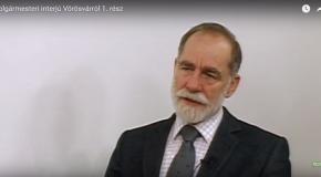 Polgármesteri interjú Vörösvárról