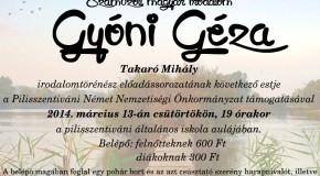 Száműzött magyar irodalom – Gyóni Géza