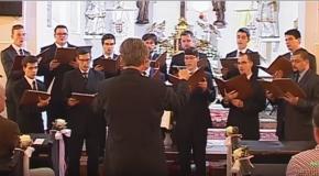 Szent Márton Kamarakórus Szentivánon