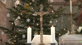 Karácsonyi szentmise Piliscsabán