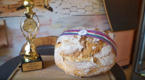 Díjnyertes solymári kenyér