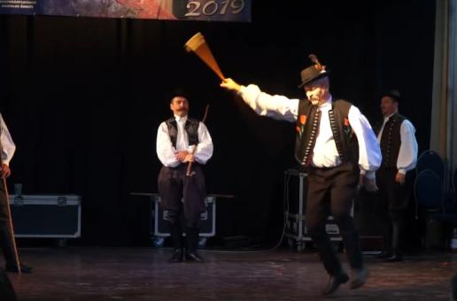Solymári Búcsú 2019. – Fordulj Kispej Lovam Táncegyüttes