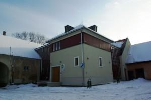klarissza ház