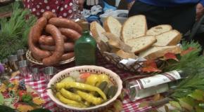 Kolbásztöltő fesztivál Pilisszentivánon
