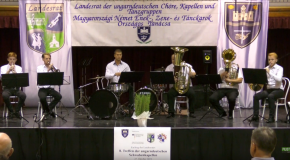 Német nemzetiségi zenekarok országos találkozója