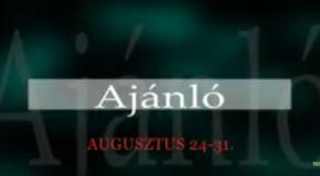 Műsoraink Augusztus 24-31